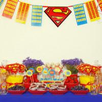 Сервировка стола на день рождения ребенка