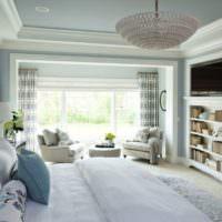 Светлые тона в дизайне жилого помещения