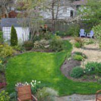 Уютный сад своими руками на небольшой территории