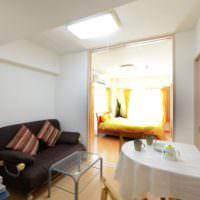 Освещении в дизайне однокомнатной квартиры