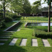 Японский сад на приусадебном участке