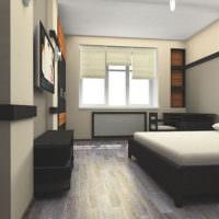 Дизайн спальни своими руками в стиле модерн