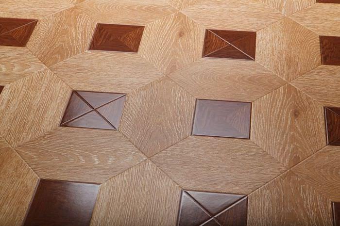 Фото фактурного ламината коричневого цвета