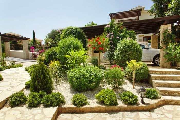 Ландшафтный дизайн загородного участка в пейзажном стиле