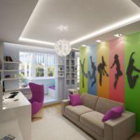 Оформление комнаты для подростка своими руками