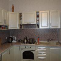 Фото кухни площадью около 10 кв метров