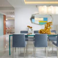 Дизайн гостиной частного дома