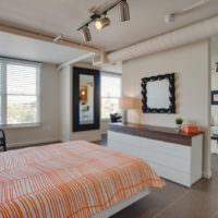 Софиты в освещении гостиной комнаты