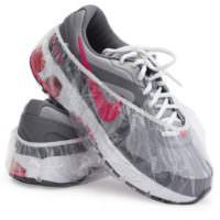 Хранение спортивной обуви в бахилах