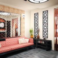 Дизайн жилой комнаты в марокканском стиле
