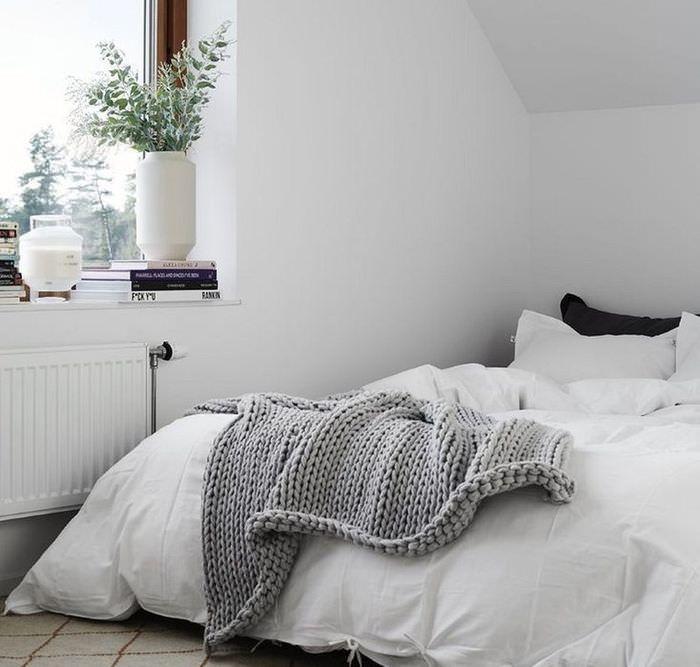 Использование текстиля в интерьере стиля минимализма