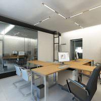 Офисный стол на два рабочих места
