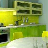 Подсветка варочной поверхности на кухне