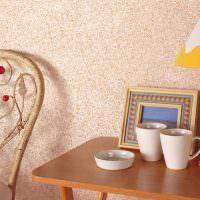Кофейный столик из ламинированного ДСП