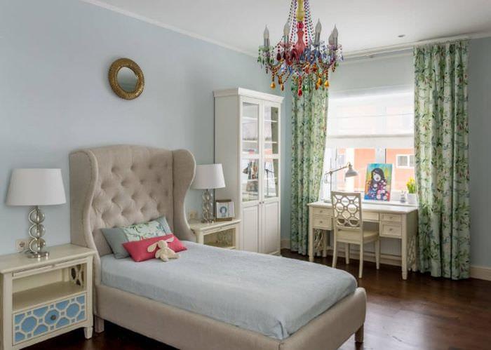 Комната для девочки младшего возраста
