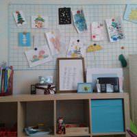 Домашняя галерея детских рисунков