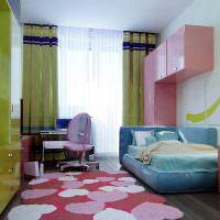 Подвесные шкафы розового цвета