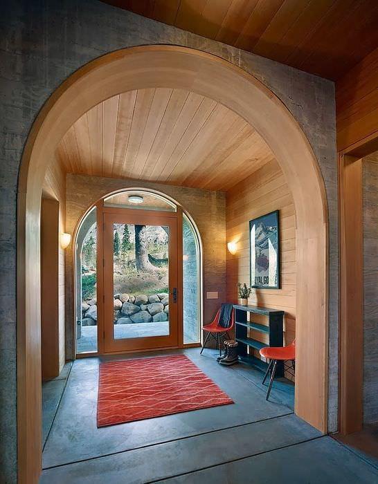 один крупнейших круглые двери межкомнатные фото сделать