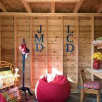 Детская комната для девочки дошкольного возраста