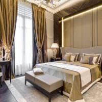 Дизайн интерьера спальни молодых супругов