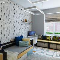 Детская комната в панельном доме