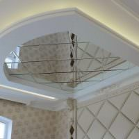 Светодиодная подсветка многоуровневого потолка