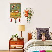 Декорирование детской мягкими игрушками