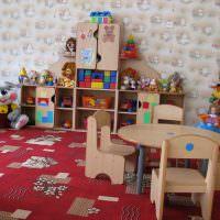 Детская мебель из ламинированного ДСП