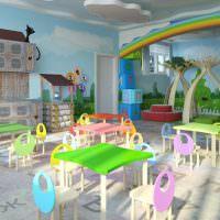 Обеденный столики для маленьких детей
