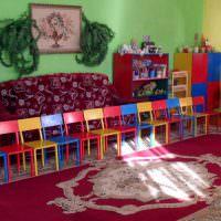 Интерьер комнаты для проведения детских утренников