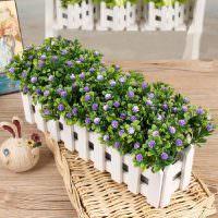 Ящик для цветов из тонких реек