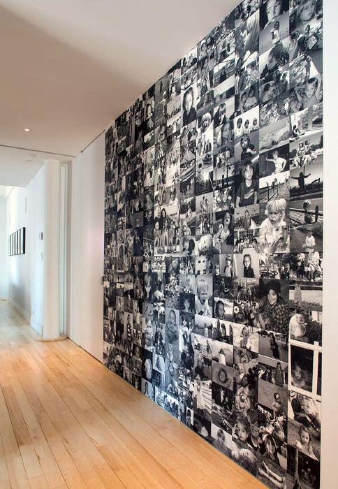 Картинки на стену много в одной создаст