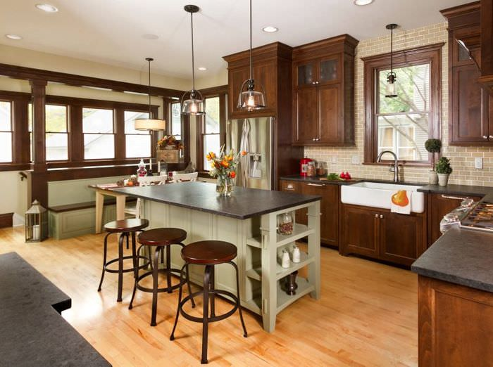 Идеи дизайна кухни: лучшие решения стильного и уютного интерьера