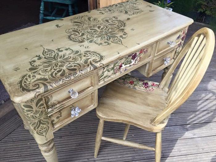 Ремонт деревянного стола своими руками
