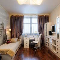 Десткая комната в классическом стиле