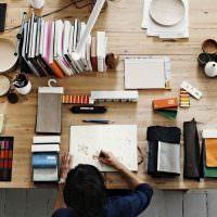 Рабочее место профессионального дизайнера