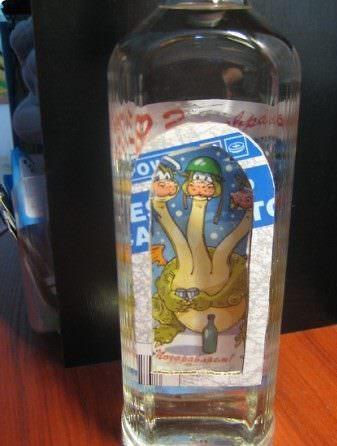 Как украсить бутылку к 23 февраля: лучшие идеи декора своими руками