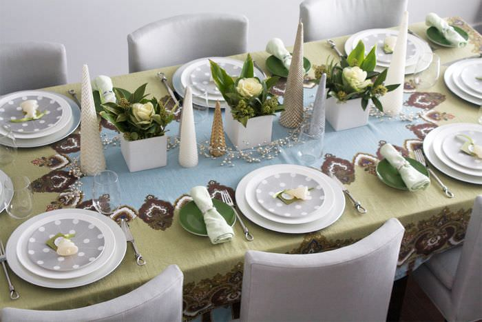 картинки как украсит стол