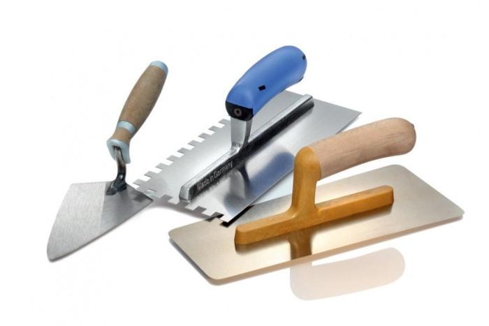 Для укладки плитки необходимо иметь ряд инструментов.