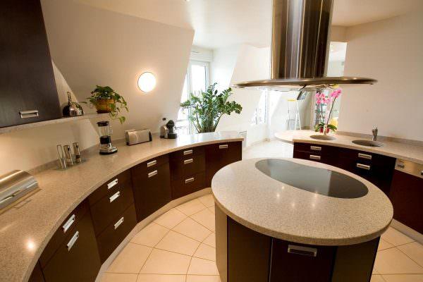 Акриловые столешницы для кухни особенности кухонных столешниц из акрилового камня Достоинства и недостатки