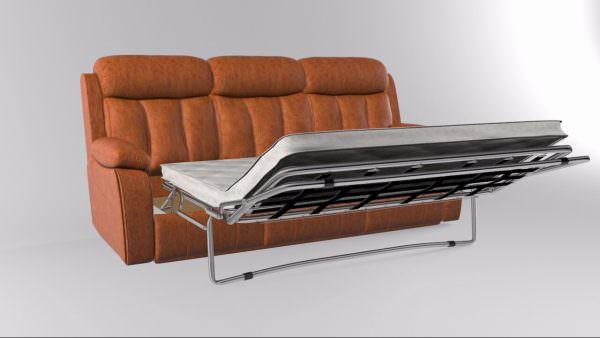Каждый диван имеет уникальную раскладную конструкцию.