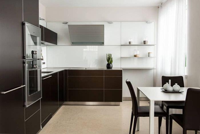 Кухонный гарнитур дизайн.