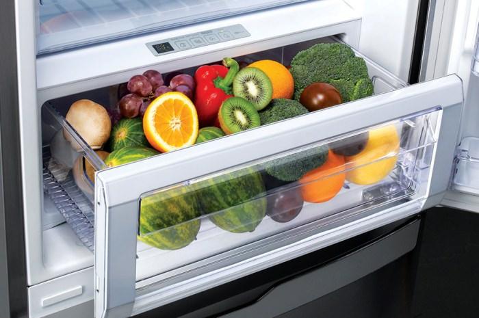 Инверторные холодильники.