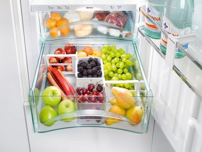 Как хранить овощи в нулевой зоне.