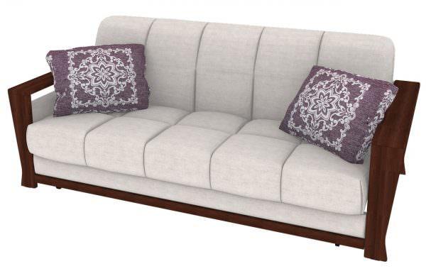 Кухонный диван с пенополиуретановым наполнителем