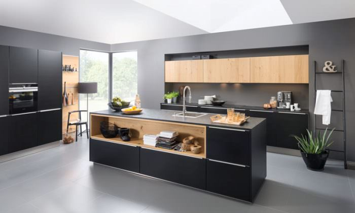 Кухня Nolte Küchen.