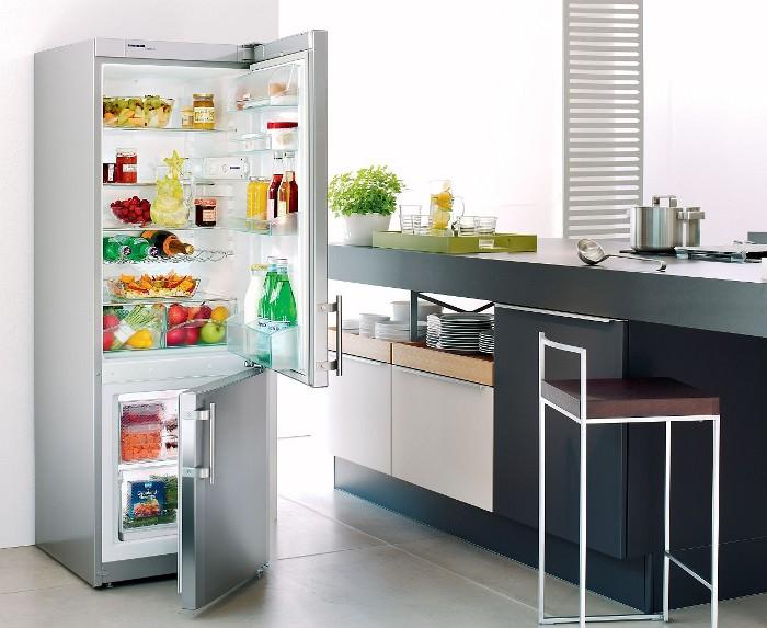 Камеры холодильника.