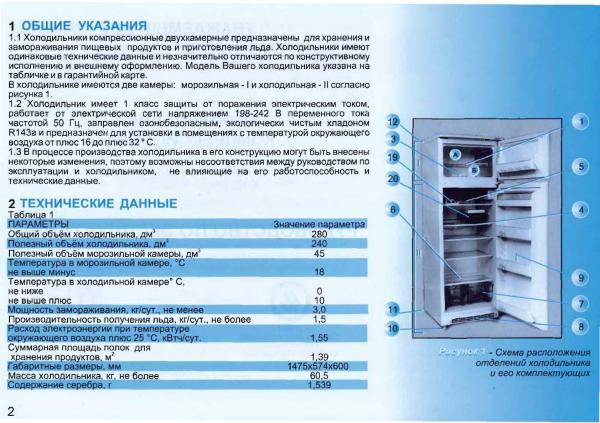 отправляясь за стабилизатором, возьмите с собой документы на свой холодильник