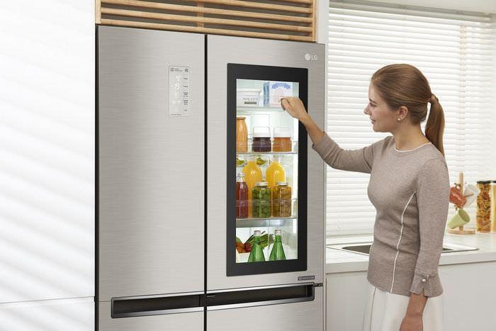 Звуковой анализ холодильника.