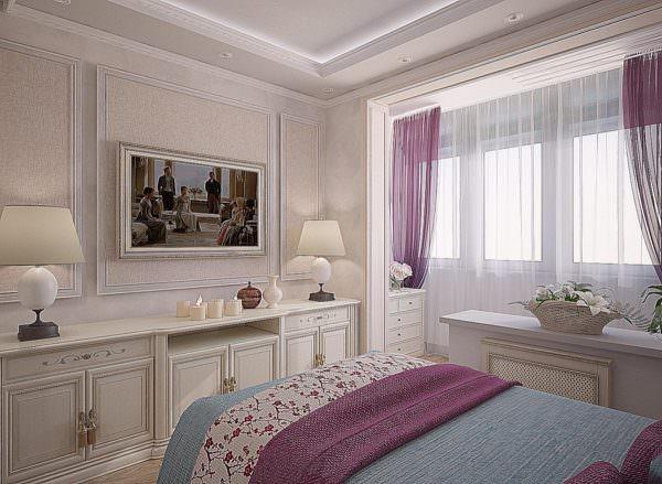 Правильный подбор аксессуаров для спальни